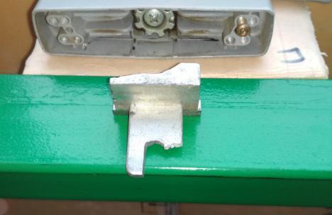 Ручка для алюминиевого окна