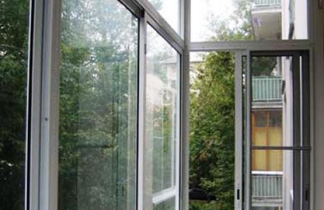 Раздвижные москитные сетки, сетка на раздвижные окна