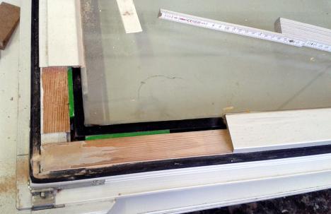 ремонт деревянных окон до